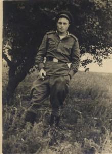 Армия, 1953-1956 г.