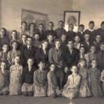 1947, 5В класс Дети, родители которых погибли на фронте