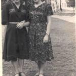 1956. С подругой