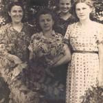 1957. Друзья