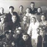 1957. Свадьба