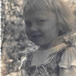 1963. Дочке 5 лет