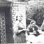 1982. Дома у мамы в Кривом Рогу