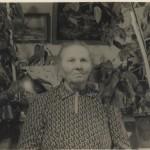 Мамина мама, бабушка Таня. ок. 1962 г.