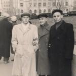 1958. Возле института огнеупоров.