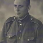 Отец, Евсеев Александр Кириллович, 1945 г.