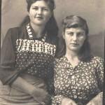 Сестры Вера и Саша